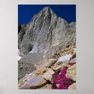 Mount Whitney, California Poster