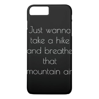 Mountain air iPhone 8 plus/7 plus case