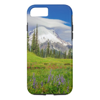 Mountain and Wildflowers iPhone 8/7 Case