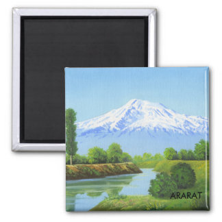 Mountain ARARAT magnet