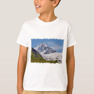 Mountain at Charamillon T-Shirt