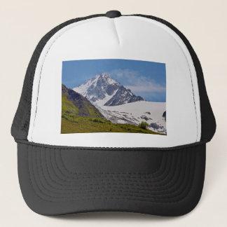 Mountain at Charamillon Trucker Hat