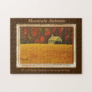 Mountain Autumn Jigsaw Puzzle