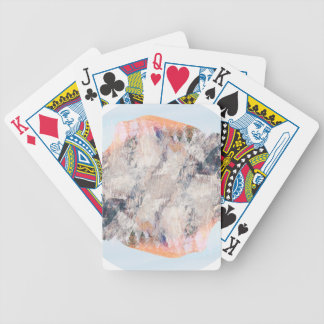 Mountain Bicycle Playing Cards