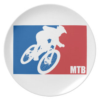 Mountain Bike All-Star Plate