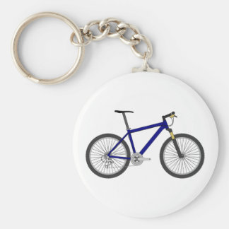 mountain bike keychain