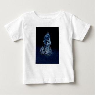 Mountain bike Llandegla mtb bmx Baby T-Shirt