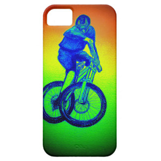 Mountain bike Llandegla mtb bmx Case For The iPhone 5