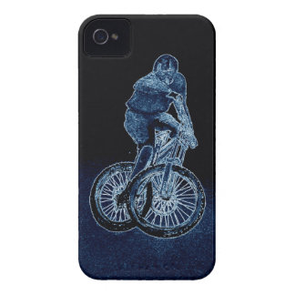 Mountain bike Llandegla mtb bmx iPhone 4 Covers