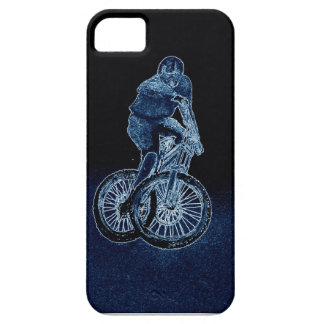 Mountain bike Llandegla mtb bmx iPhone 5 Case