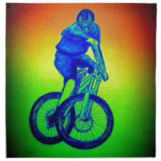 Mountain bike Llandegla mtb bmx Napkin