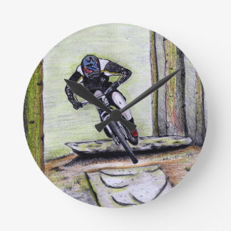 Mountain bike Llandegla mtb bmx Round Clock