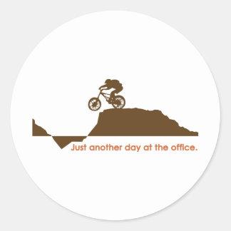 Mountain Bike - Office Stickers