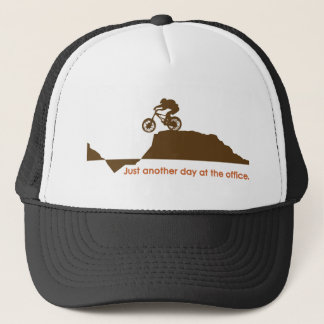 Mountain Bike - Office Trucker Hat
