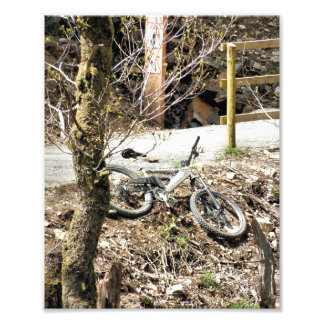 MOUNTAIN BIKE PHOTOGRAPH