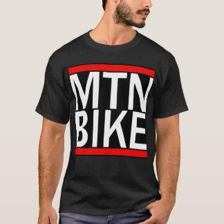 Mountain Bike Rap Style T shirt