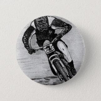 Mountain Bike Ride 2 Inch Round Button