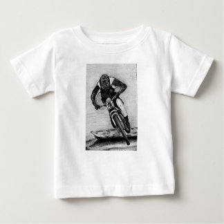 Mountain Bike Ride Baby T-Shirt