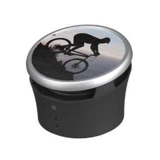 Mountain Bike Rider. Lions Head, Cape Town Bluetooth Speaker