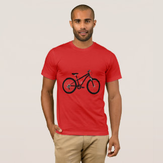 Mountain Bike Tee Shirt