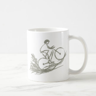 Mountain Biker Coffee Mug