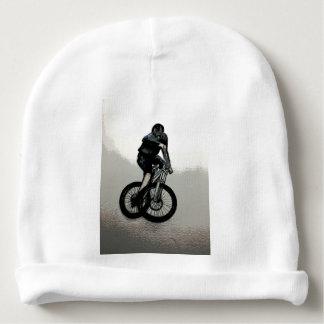 Mountain Biker MTB BMX CYCLIST Baby Beanie