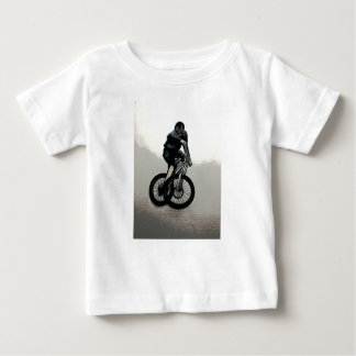 Mountain Biker MTB BMX CYCLIST Baby T-Shirt