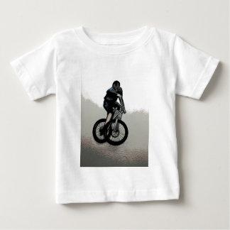 Mountain Biker MTB BMX CYCLIST Baby T-Shirt