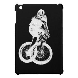 Mountain Biker MTB BMX CYCLIST Cover For The iPad Mini