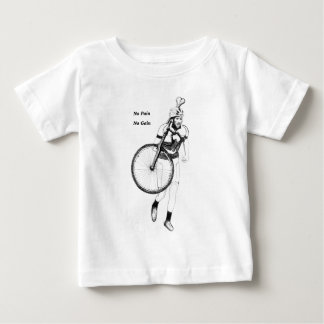 Mountain Biker MTB BMX CYCLIST Cyclo cross Baby T-Shirt