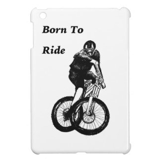 Mountain Biker MTB BMX CYCLIST Cyclo cross Case For The iPad Mini