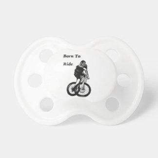 Mountain Biker MTB BMX CYCLIST Cyclo cross Pacifier