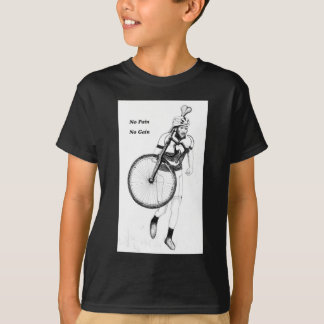 Mountain Biker MTB BMX CYCLIST Cyclo cross T-Shirt