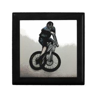 Mountain Biker MTB BMX CYCLIST Gift Box