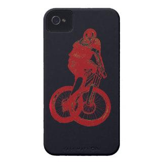 Mountain Biker MTB BMX CYCLIST iPhone 4 Case-Mate Case