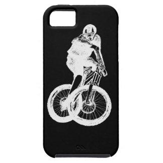 Mountain Biker MTB BMX CYCLIST iPhone 5 Case