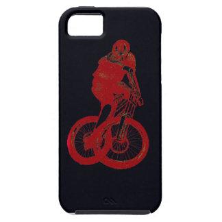 Mountain Biker MTB BMX CYCLIST iPhone 5 Cover