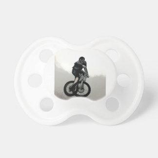 Mountain Biker MTB BMX CYCLIST Pacifier