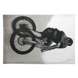 Mountain Biker MTB BMX CYCLIST Placemat