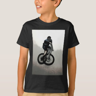 Mountain Biker MTB BMX CYCLIST T-Shirt