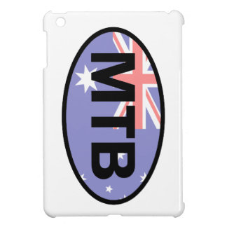 Mountain Biking Australia Flag iPad Mini Cover