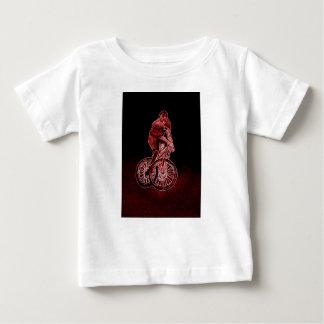 Mountain Biking Baby T-Shirt
