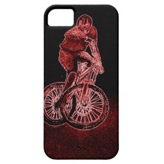 Mountain Biking iPhone 5 Case