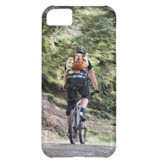 MOUNTAIN BIKING iPhone 5C COVER