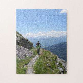 Mountain Biking Puzzles