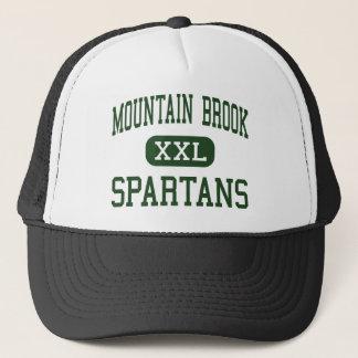 Mountain Brook - Spartans - High - Mountain Brook Trucker Hat