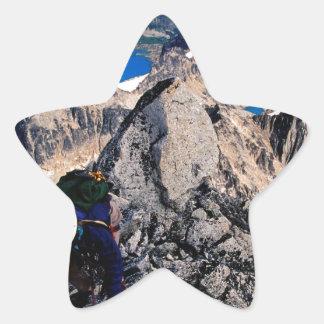 Mountain Bugaboo Spire Canada Sticker