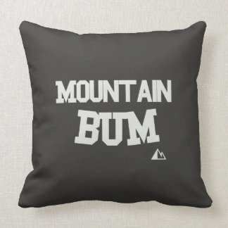 Mountain Bum Pillow