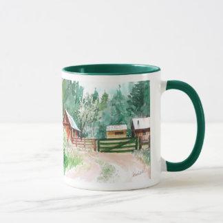 Mountain Cabin Mug