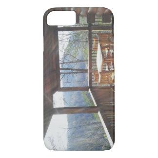 Mountain Cabin Phone Case